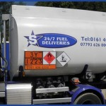 Mini Tanker Fuel Delivery in Cheshire by Star Oil