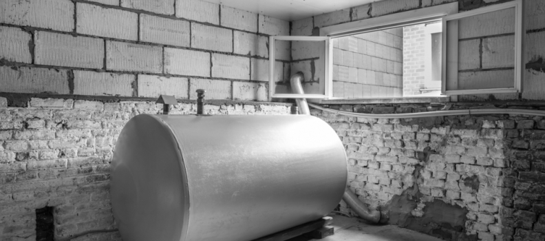 The Correct Procedure For Replacing Home Heating Oil Storage Tanks